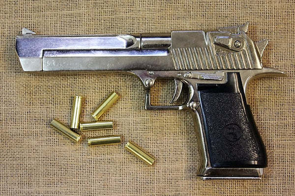 Desert Eagle .357 (chrome)