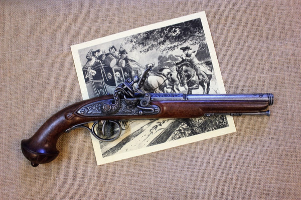 English Flintlock