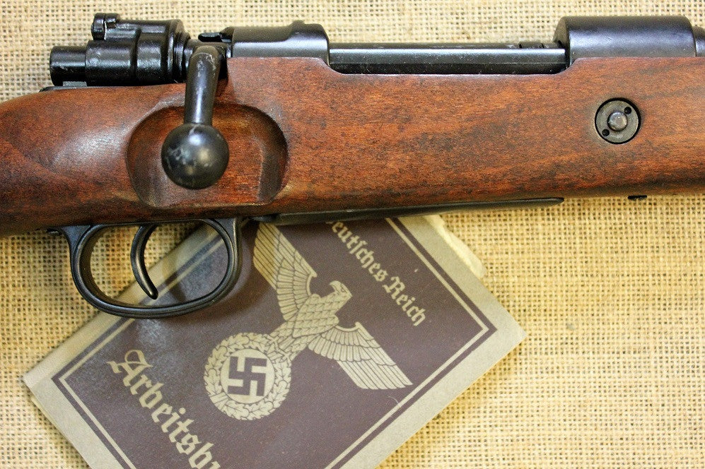WW2 German Mauser K98 Rifle