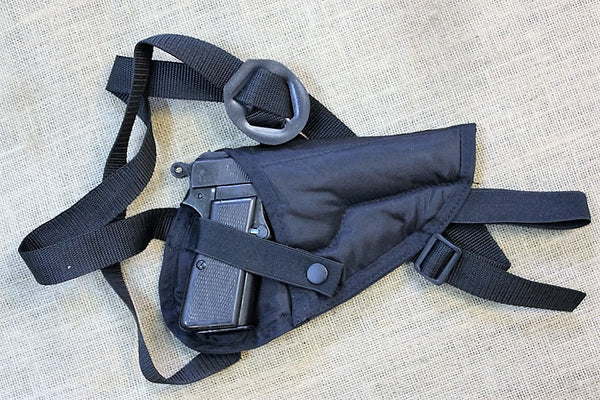 Auto Shoulder Holster.