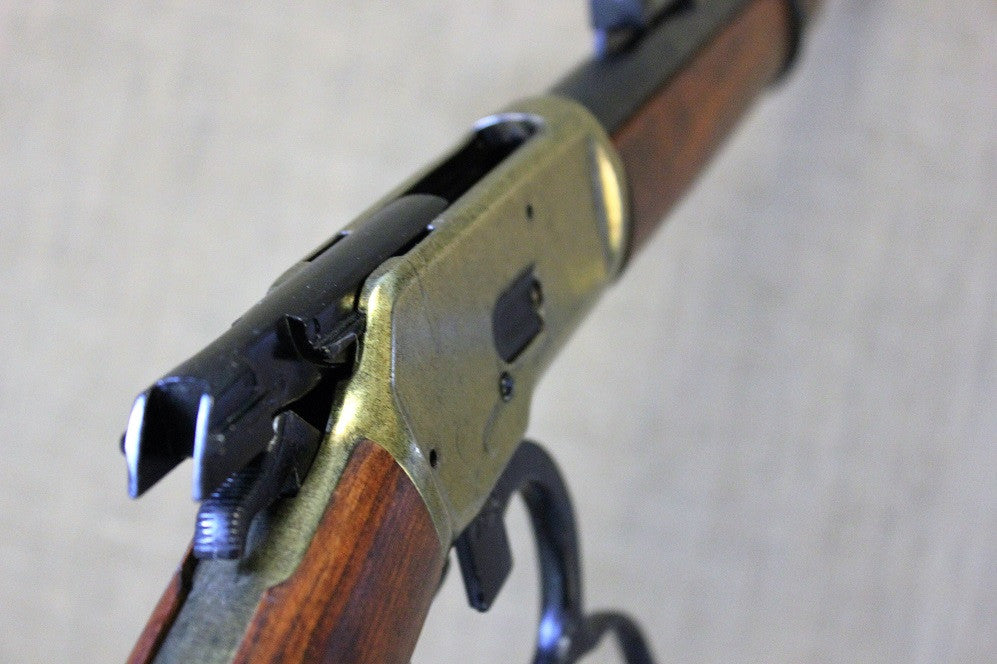 John Wayne Commemorative Winchester Rifle