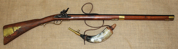 Kentucky Flintlock Rifle - PHONE FOR COURIER QUOTE