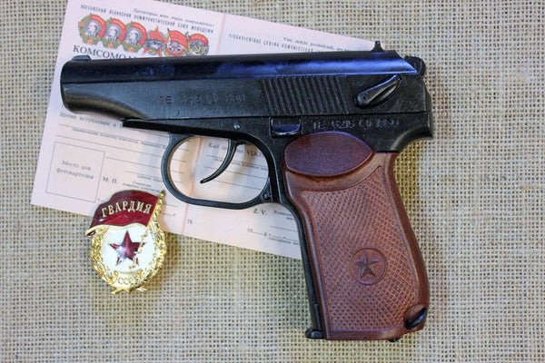 Russian Makarov 9mm