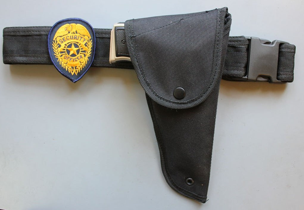 Military style flap holster (holster only)