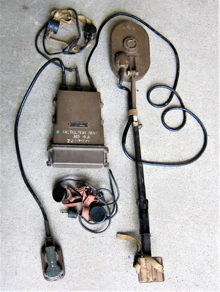 British Mine Detector No. 4