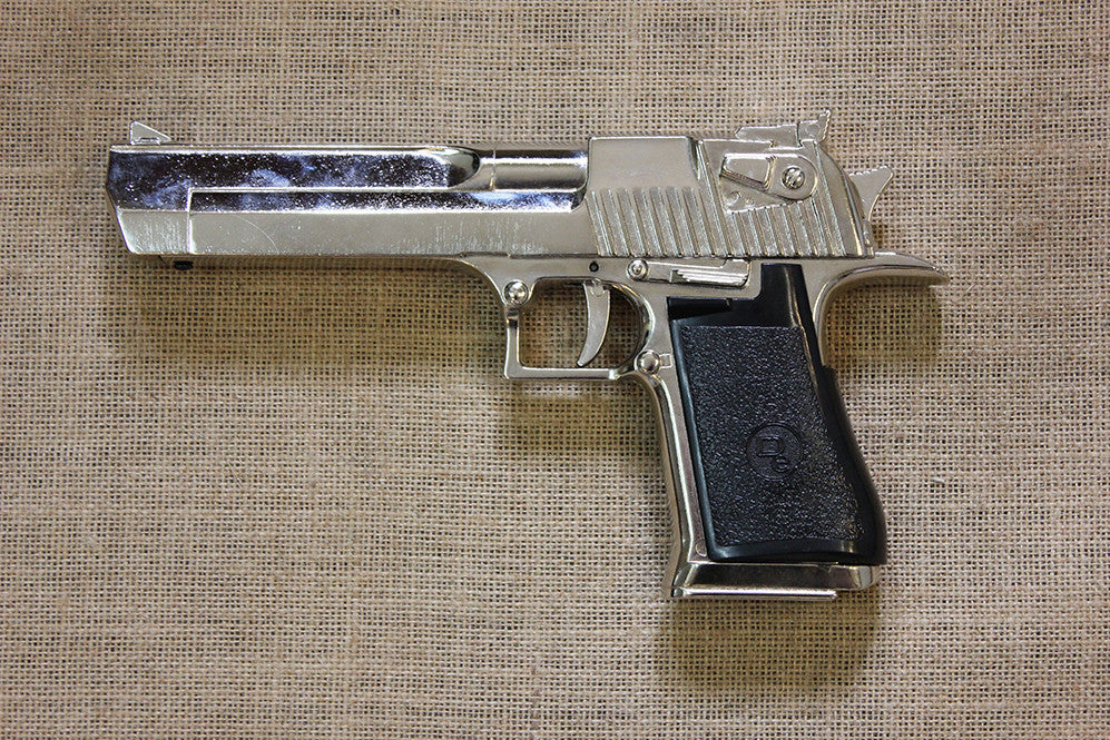 Movie Gun Desert Eagle (Chrome)