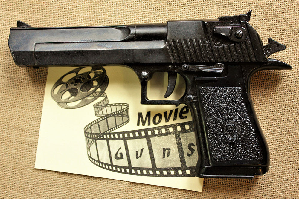 Movie Gun - Black Desert Eagle