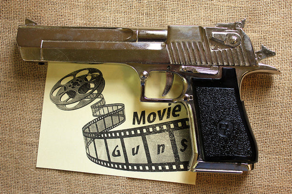 Movie Gun - Chrome Desert Eagle