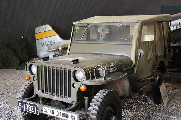 WW2 Willys Jeep