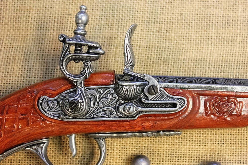 Paris Flintlock 1981