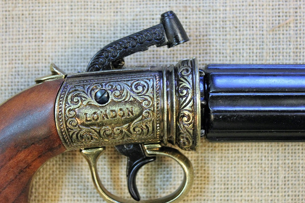 London 1840 Pepperbox