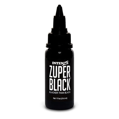 Intenze Zuper Black 1oz