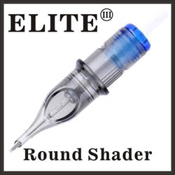 Elite III Safety Needle Cartridges (Membrane)