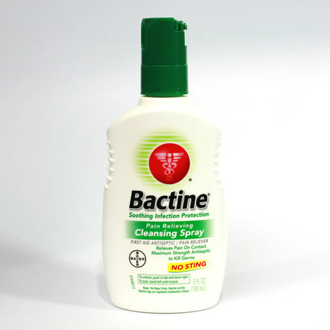 Bactine Pain Relief Spray