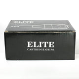 Elite Disposable Cartridge Grips 25mm Black