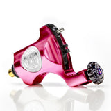 Bishop V6 Rotary Tattoo Machine - Gothic Pink, 3.5mm Stroke