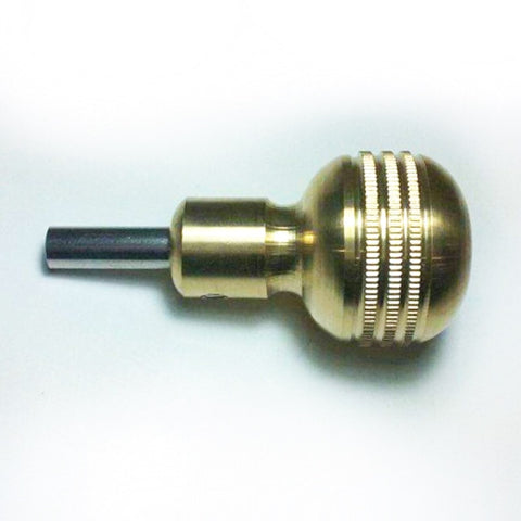 Brass 35mm Self-Locking Grip T2