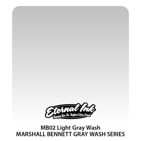 Eternal Tattoo Ink Light Gray Wash 4oz