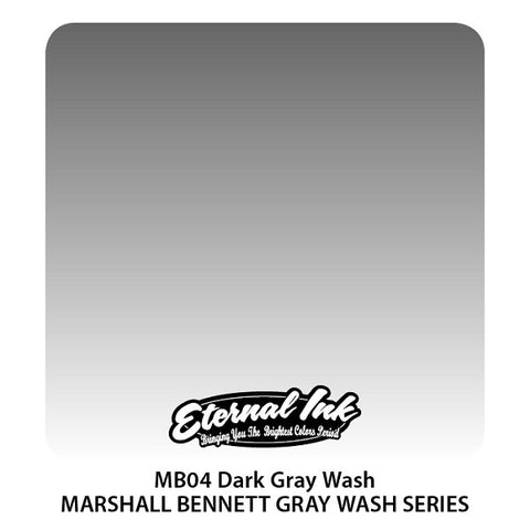 Eternal Marshall Bennett Dark Gray Wash