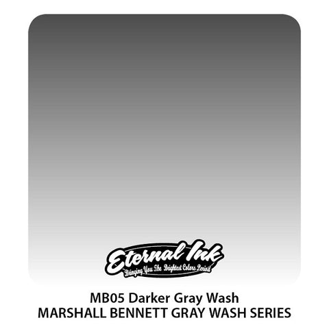Eternal Marshall Bennett Darker Gray Wash