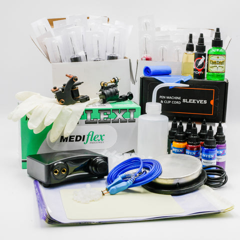 Apprentice Ultimate Tattoo Kit