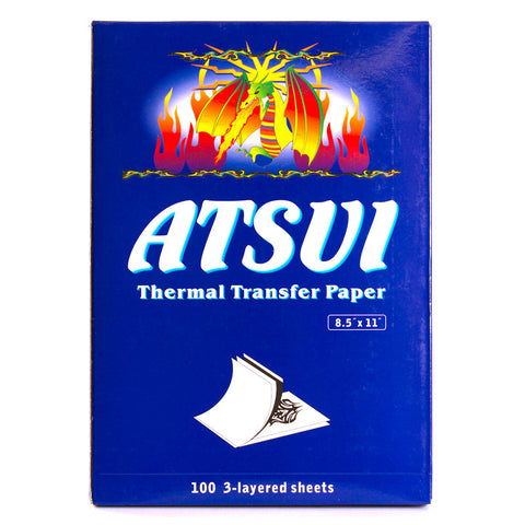 Atsui Thermal Transfer Stencil Paper