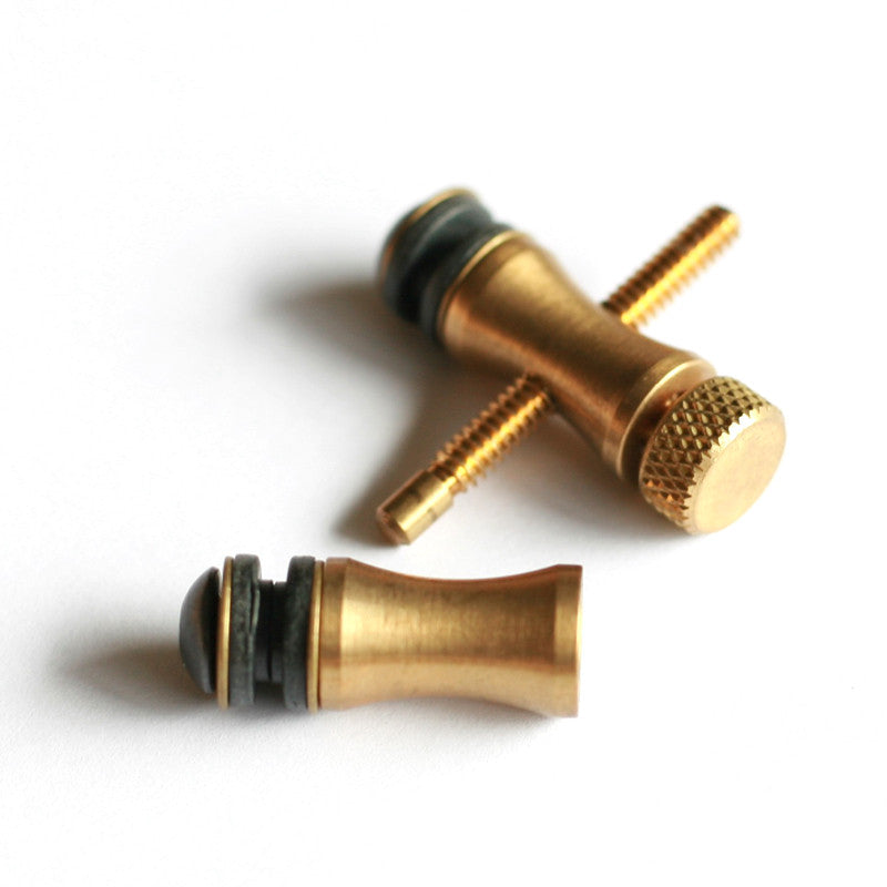 Pulse Brass Solution Binding Set