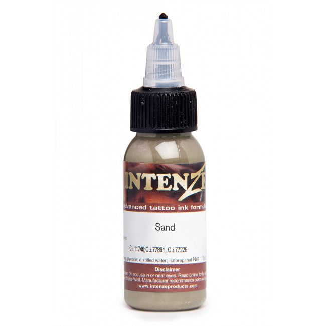Intenze Mike DeMasi Portrait Series Single Colour Sand 1oz