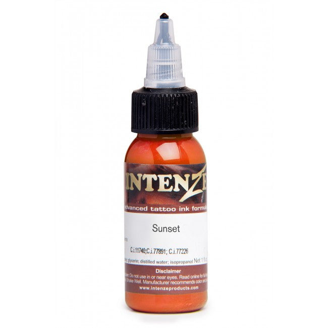 Intenze Mike DeMasi Portrait Series Single Colour Sunset 1oz