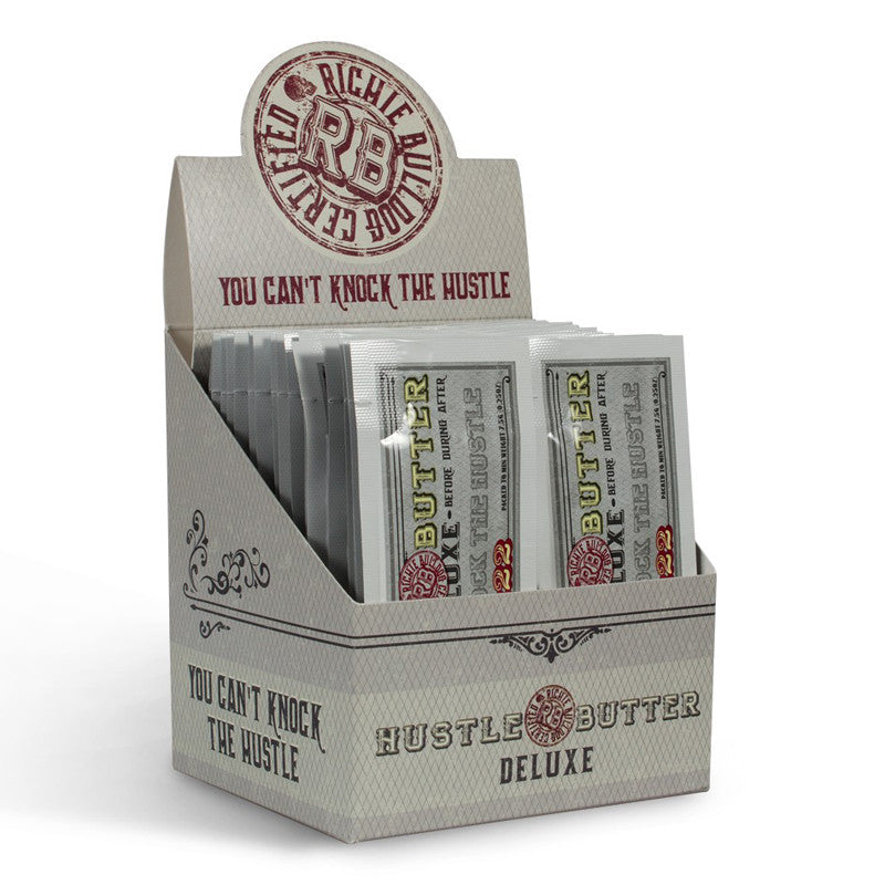 Hustle Butter Deluxe 7.5g Packets BOX