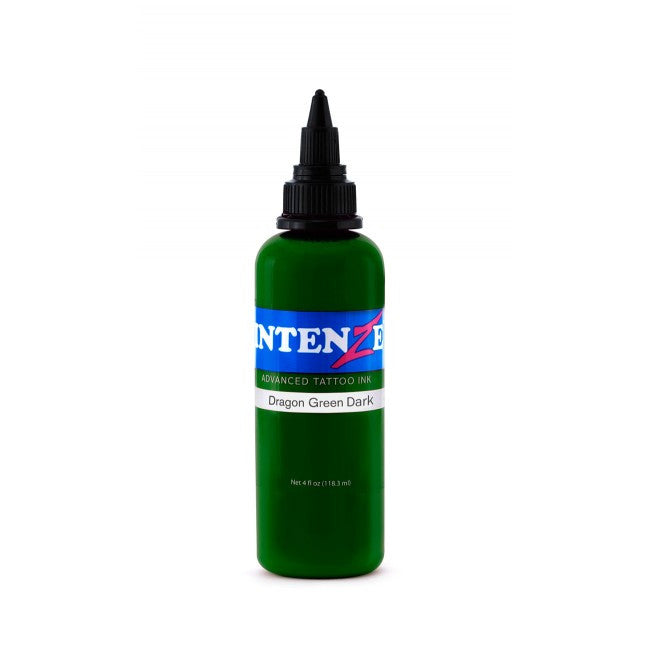 Intenze Dragon Green Dark, Dragon Dark Green, 1oz