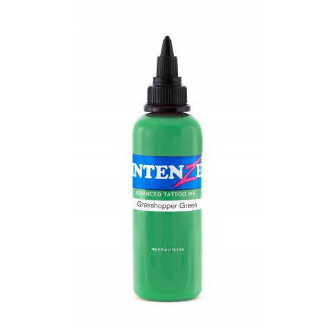 Intenze Grasshopper Green, Grasshopper Green, 1oz