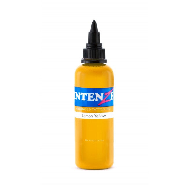 Intenze Lemon Yellow, Lemon Yellow, 1oz