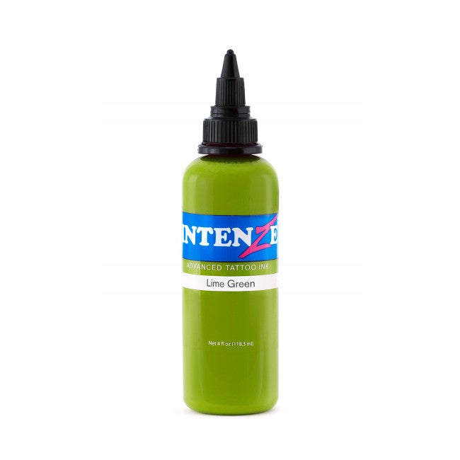 Intenze Lime Green, Lime Green, 1oz