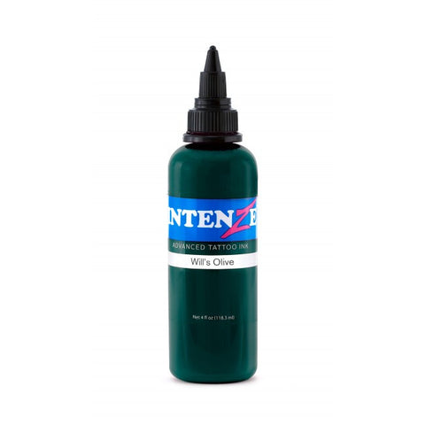 Intenze Midnight Green, Midnight Green, 1oz