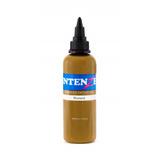 Intenze Mustard, Mustard, 1oz