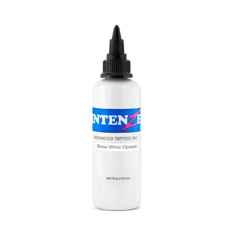 Intenze Snow White Opaque, Snow White Opaque, 1oz