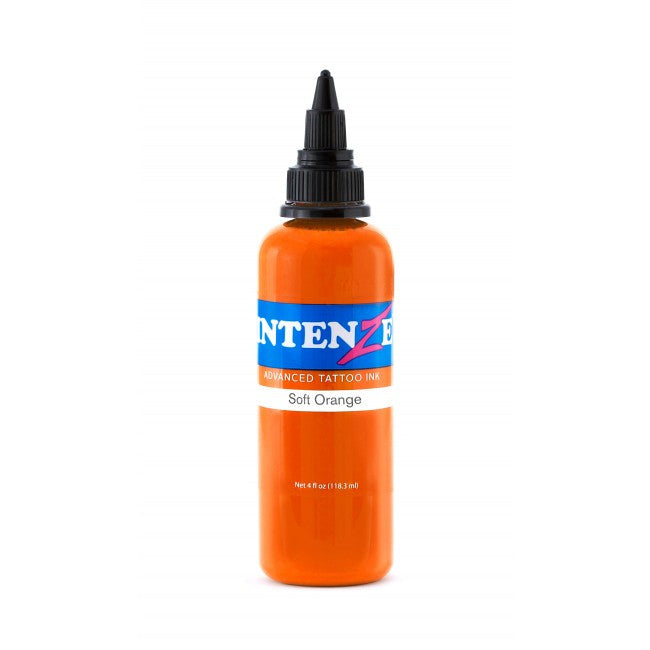 Intenze Soft Orange, Soft Orange, 1oz