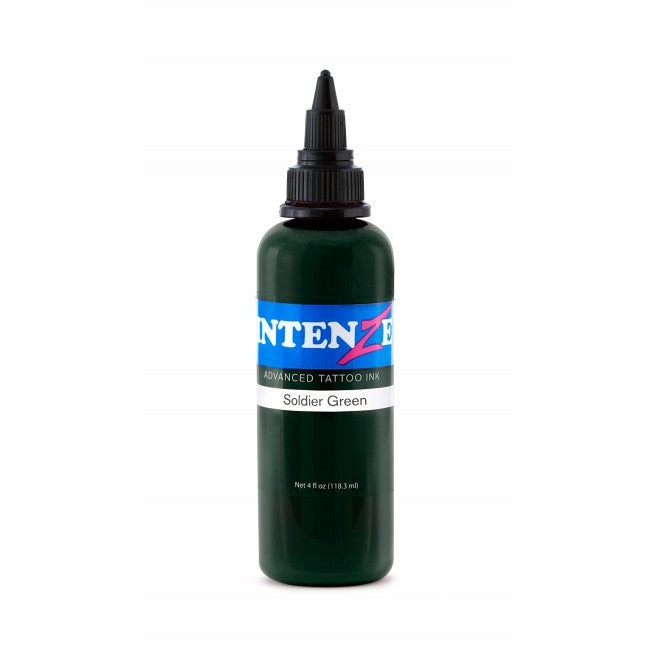 Intenze Soldier Green, Soldier Green, 1oz