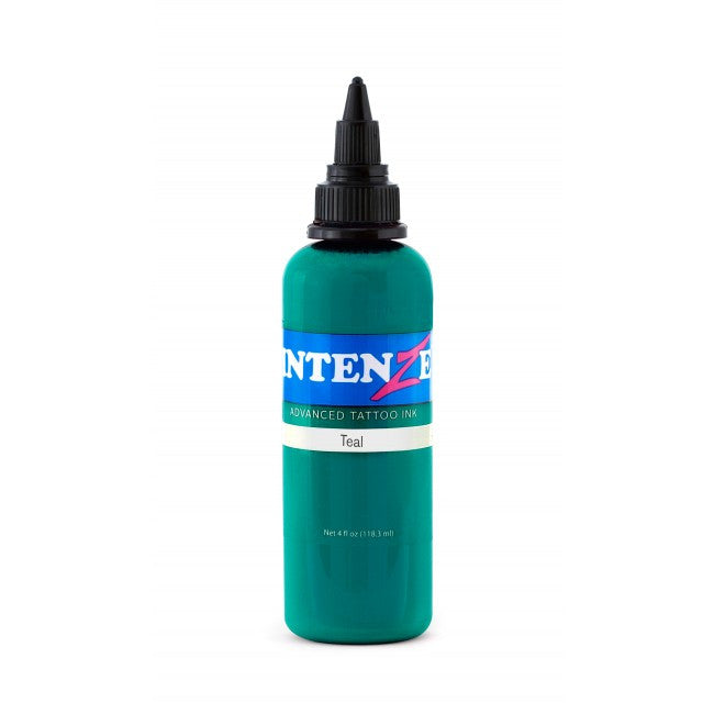 Intenze Teal, Teal, 1oz