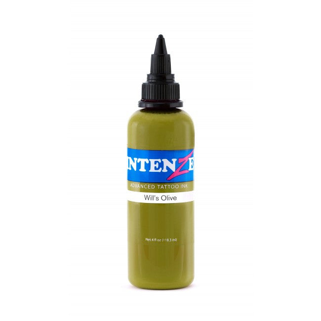 Intenze Wills Olive, Wills Olive, 1oz