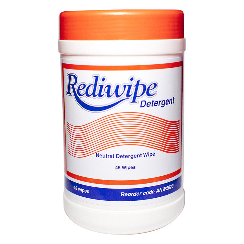 Hospital Grade Rediwipe Detergent Wipes