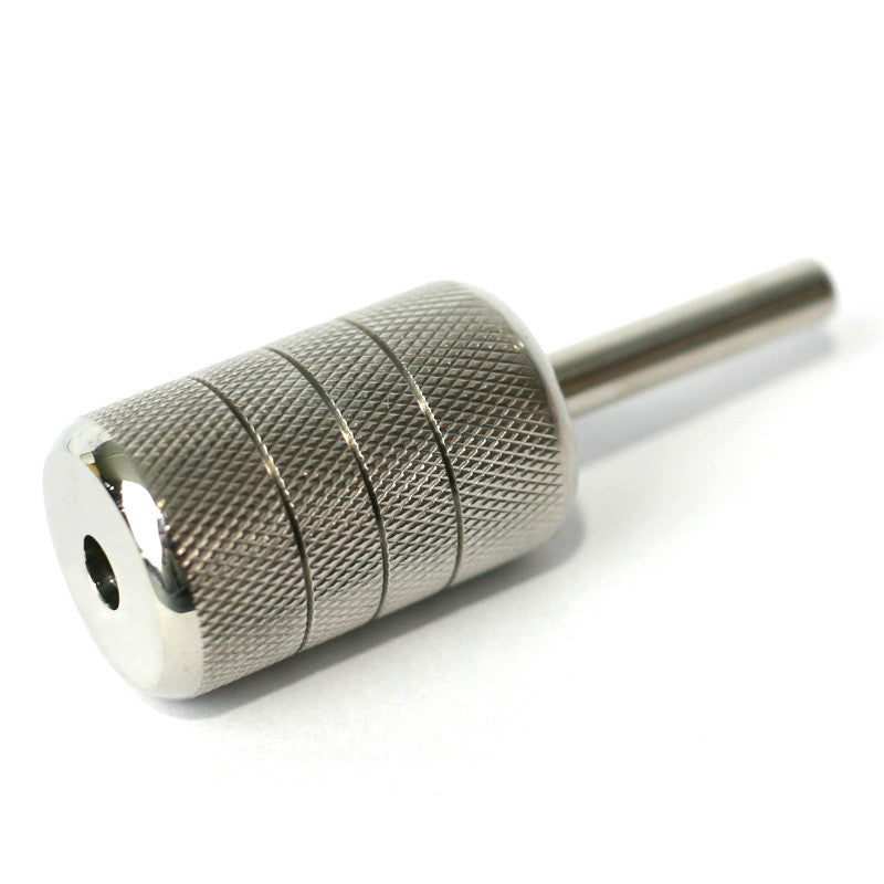 Stainless Steel 30mm Textured Grip