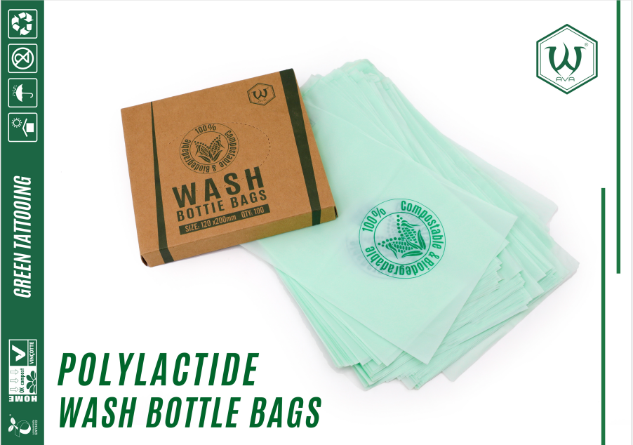 Wash Bottle Bags Biodegradable