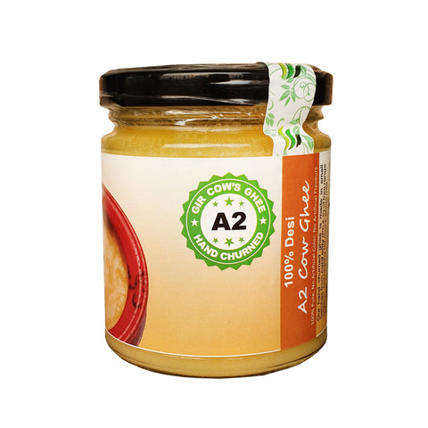 A2 Cow Ghee (Hand Chruned from curd of Gir Cow's Whole Milk)