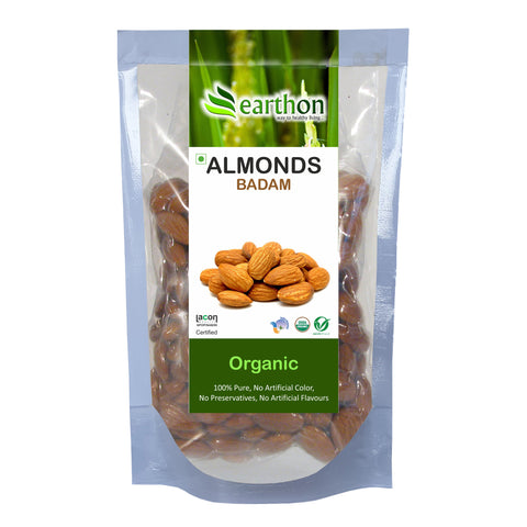 Organic Almonds (Badam)