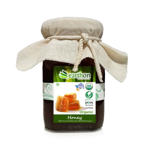 Organic Honey Multifloral