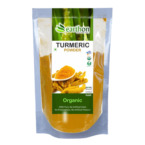 Organic Turmeric Ground