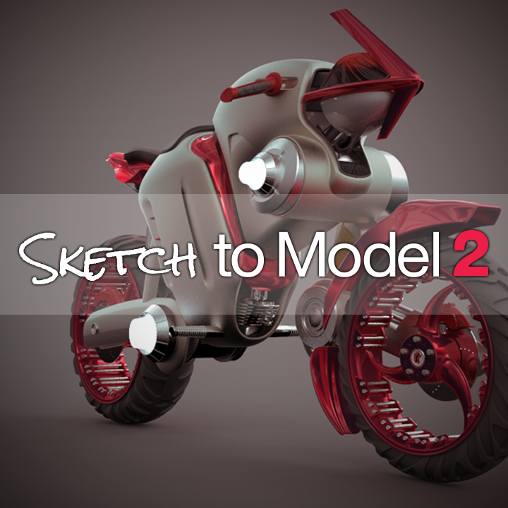 Sketch to Model 2