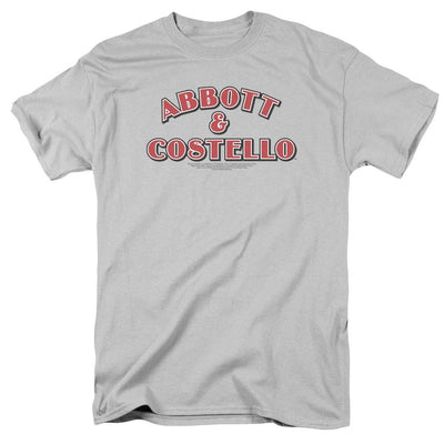 Abbott and Costello Logo Men's Regular Fit T-Shirt